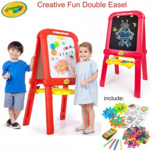 Crayola – Creative Fun Double Easel