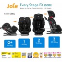 Joie - Every Stage FX isofix