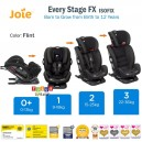 Joie - Every Stage FX Isofix Car Seat