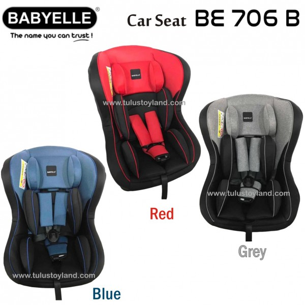 Baby elle Infant to Toddler   Baby Car Seat BE-706 B