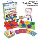 Learning Resources – All Ready for Toddler Time Readiness Kit