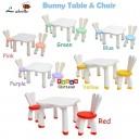 Labeille – Bunny Table & Chair Set KC-901