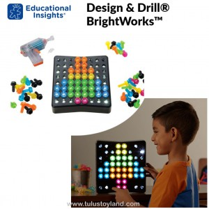 Educational Insights - Design & Drill BrightWorks