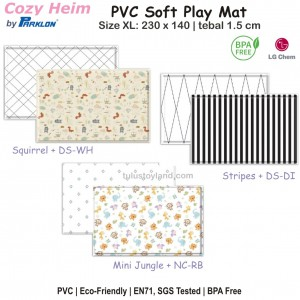 Cozy Heim – Premium PVC Mat by Parklon Size XL