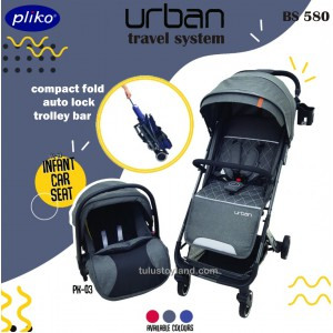 Pliko – URBAN Travel System BS-580