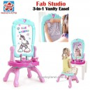 Grow N Up - Fab Studio 3-in-1 Vanity Easel