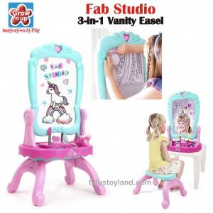 Grow N Up - Fab Studio 3-in-1 Vanity Easel