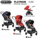 Babyelle - Platinum Stroller S 888