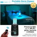 UV Care – Portable Germ Zapper Room & Car Sterilizer