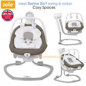 Joie – Serina 2in1 Swing & Rocker Cosy Spaces