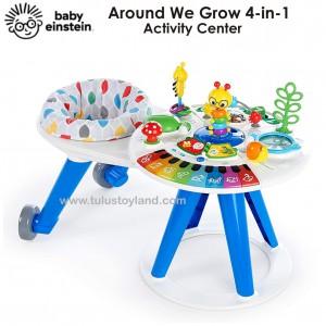 Baby Einstein – Around We Grow 4 in 1 Discovery Center Table