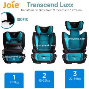 Joie – Meet Transcend Luxx Car Seat