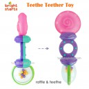 Bright Starts - Rattle & Teethe Teether Toy