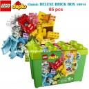LEGO - DUPLO Classic Deluxe Brick Box 10914 (85 Pieces)