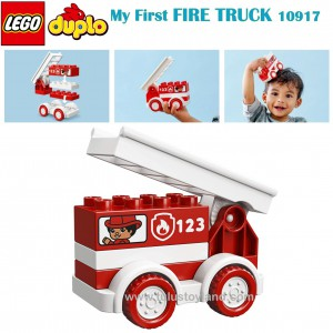 LEGO - DUPLO My First Fire Truck 10917