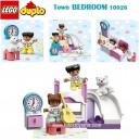 LEGO - DUPLO Town Bedroom 10926