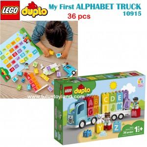 LEGO - DUPLO My First Alphabet Truck 10915 (36 Pieces)