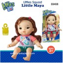 Baby Alive - Littles Squad Little Maya Doll E8408
