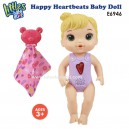 Baby Alive - Happy Heartbeats Baby Doll E6946