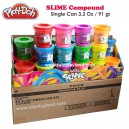 Play Doh – SLIME Compound Single Can 3.2 oz / 91 gr