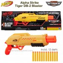 Nerf - Alpha Strike Tiger DB-2 Blaster E7561