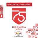 Dirgahayu Republik Indonesia ke 75
