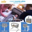 Joie - meet Roomie Glide Bedside Crib