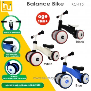 Inui – Balance Bike KC-115