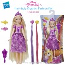 Disney Princess - Hair Style Creations Rapunzel Fashion Doll by Hasbro