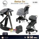 Babyelle – Genius DX Reversible Cabin Stroller S355