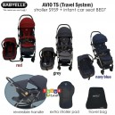 Babyelle – Avio TS Travel System Stroller S959 & Car Seat BE07