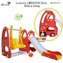 Labeille – Luxury LONDON Bus Slide & Swing KC 517C