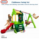 Little Tikes - Clubhouse Swing Set