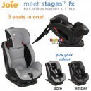 Joie - Meet Stages FX Car Seat ISOFIX