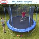 Little Tikes - Mega 12-Foot Trampoline