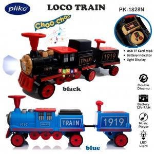 Pliko – Loco Train Kereta Api Accu PK-1828N