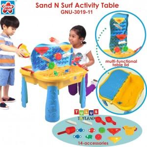 Grow N Up - Sand N Surf Activity Table GNU-3019-11