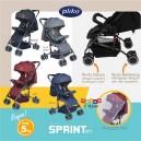 PLIKO - Sprint RX BS 379 Stroller Kelambu