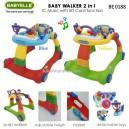 BabyElle - 2 in 1 Walker