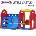 Haenim – Little Castle Slide and Swing HN709
