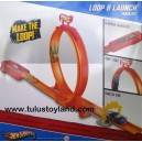Hot Wheels – Loop and Launch Track Set
