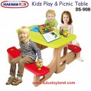 Haenim - Kids Play and Picnic Table DS-908