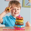 Learning Resources - Smart Snacks Stack 'em Up Doughnuts