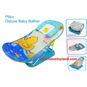 Pliko – Deluxe Baby Bather Blue (NEW Model)