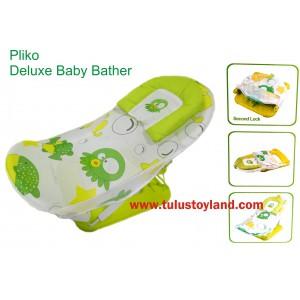 Pliko – Deluxe Baby Bather Green (NEW Model)