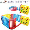 Labeille – Baby Playpen KC009 with Door