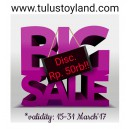 Wonderful March BIG Promo