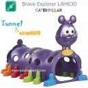 Lerado - Brave Explorer Caterpillar Climb Tunnel LAH-630