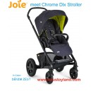 Joie – Chrome DLX Stroller in Denim Zest