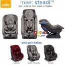 Joie – Steadi Infant to Junior Car Seat